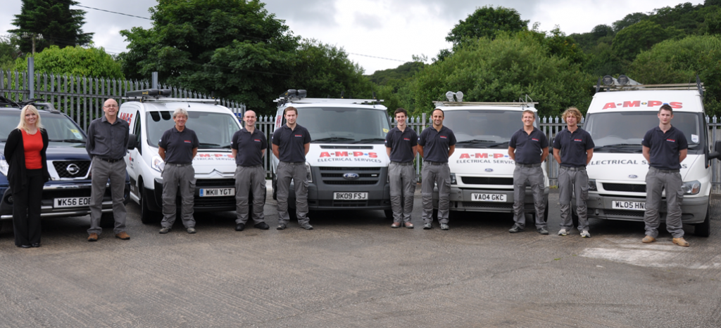 A.M.P.S. Electrical Services - Meet the Team